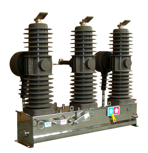 ZW32-24型户外高压真空柱上(杆式)真空断路器
