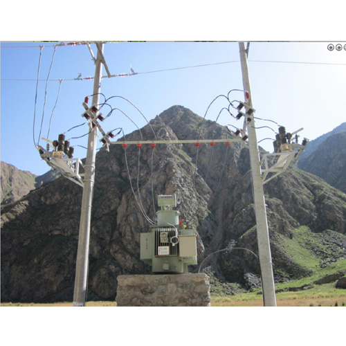 高压线路低电压治理