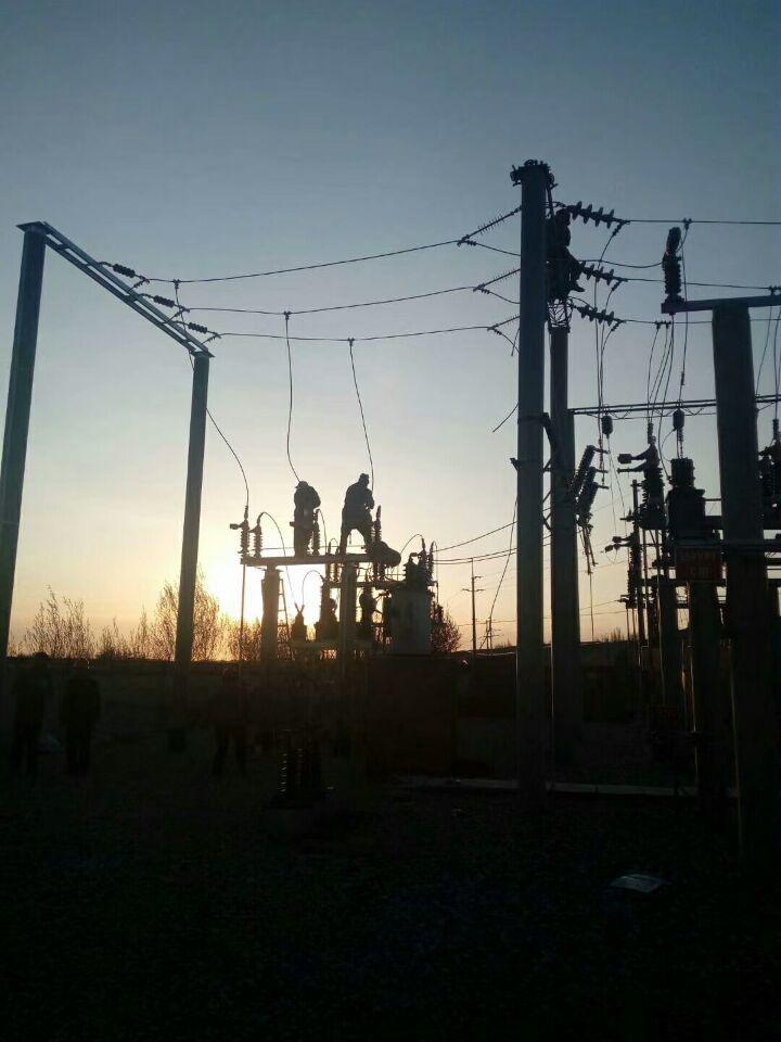旭力电气高压真空断路器为新疆水电工程添砖加瓦!